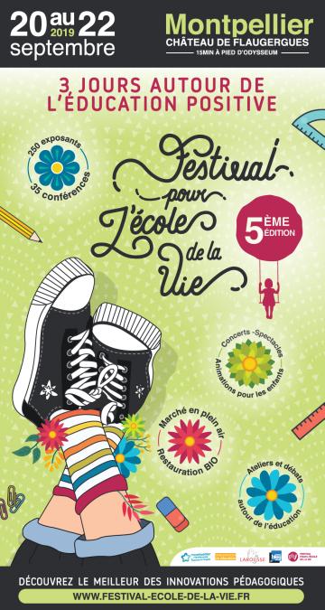 5ème Festival pour L'ecole de la vie